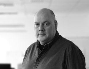 Anders Nyberg porträtt