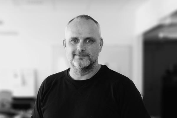 Björn Gustavsson porträtt