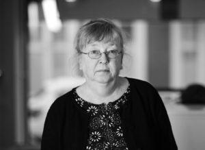 Britt Andersson Porträtt