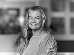 Karin Lindsten porträtt