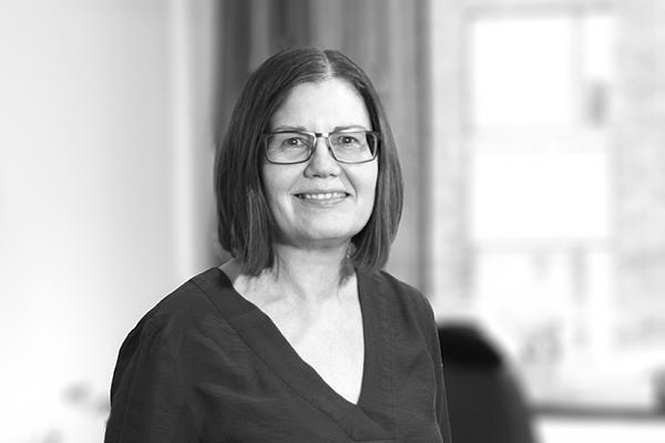 Kristina Johansson porträtt