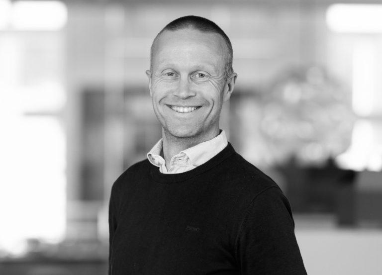 Magnus Holmgren Porträtt