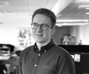 Marcus Yrjönheikki Porträtt