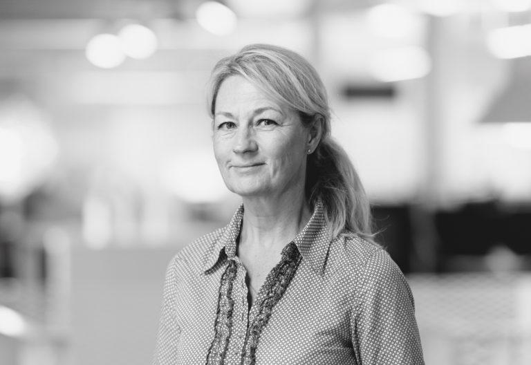Marie-Louise Mattsson Porträtt