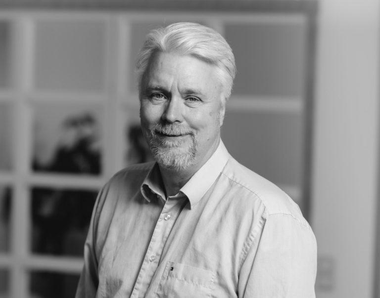 Ulf Wikström porträtt