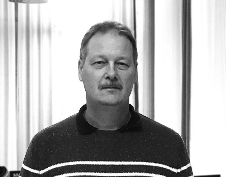 Niklas Flithammar porträtt
